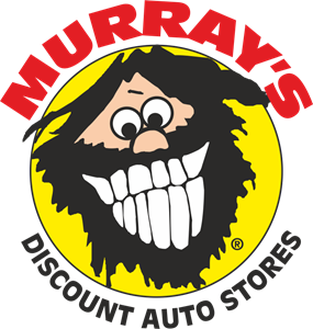 Murray's Discount Auto Stores Logo Vector