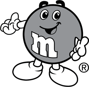 M&M's Logo Vector