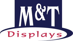 M&T Displays Logo Vector