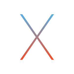 Mac OS X Logo Vector