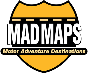 MAD Maps Logo Vector