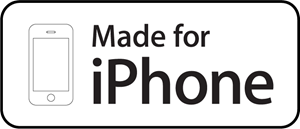 Made for iPhone Logo Vector