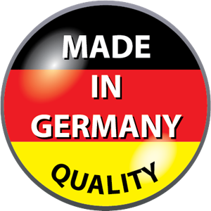 Made in Germany Logo Vector