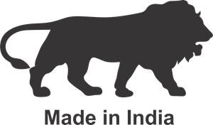 Made in India Logo Vector