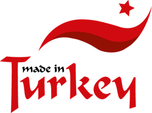 Made in Turkey Logo Vector