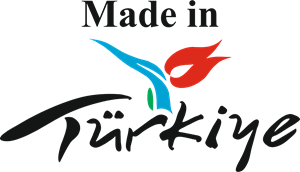 Made in Türkiye Logo Vector