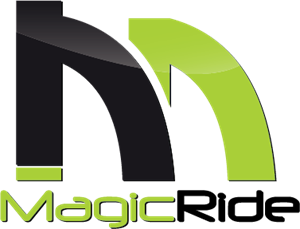 Magic Ride Logo Vector