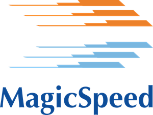 Magic Speed Logo Vector