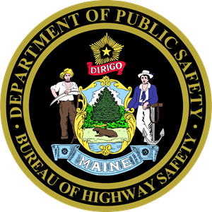 Maine Bureau of Highway Safety Logo Vector