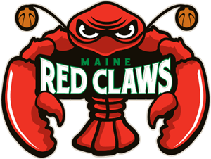 MAINE RED CLAWS Logo Vector