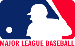 Major League Baseball Logo Vector