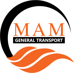 MAM Gen. Transport Logo Vector