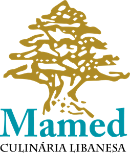 Mamed Restaurante Logo Vector
