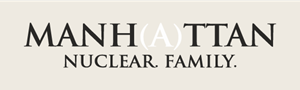 Manhattan Nuclear Family Logo Vector