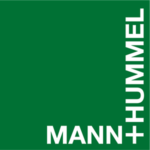 Mann-Filter Logo Vector