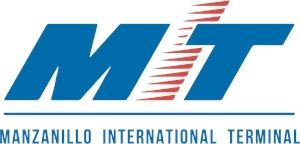 Manzanillo International Terminal Logo Vector