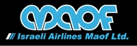 Maof airlines Logo Vector