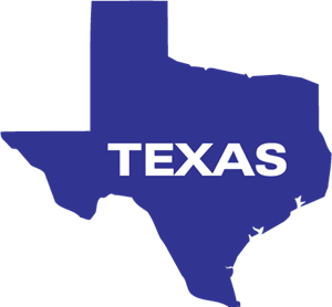 MAP OF TEXAS Logo Vector