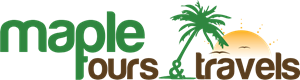 Maple Tours & Travels Logo Vector