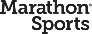 Marathon Sports Logo Vector
