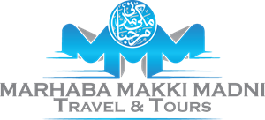Marhaba Makki Madni Travel and Tours Logo Vector