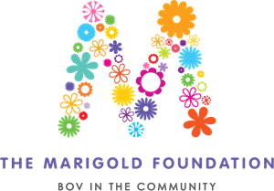 Marigold Foundation Logo Vector