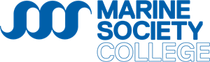 Marine Society College Logo Vector