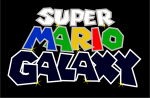 Mario Galaxy 2 Logo Vector