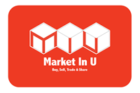 Market In U Logo Vector