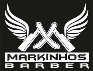 Markinhos Barber Logo Vector