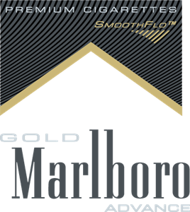 Marlboro Gold Advance Logo Vector