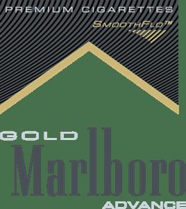 4373ab4d8c8 Marlboro Gold Advance Logo. Format  AI. Download  711