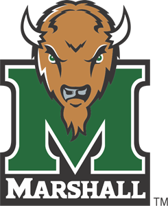 Marshall University Thundering Herd Logo Vector