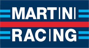 Martini Racing Logo Vector