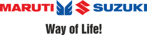 Maruti Suzuki Way of life Logo Vector