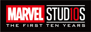 Marvel Studios : The First Ten Years Logo Vector