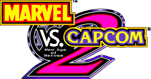 Marvel Vs. Capcom 2 Logo Vector