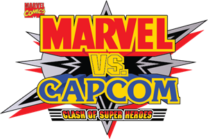 Marvel vs Capcom Logo Vector