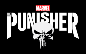 Marvels the Punisher Logo Vector