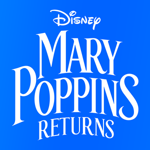 Mary Poppins Returns Logo Vector