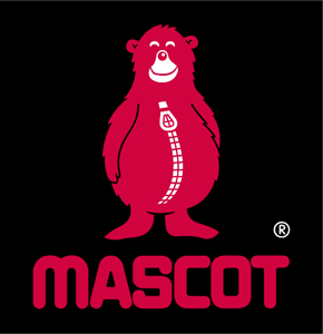 Mascot Workwear Logo Vector