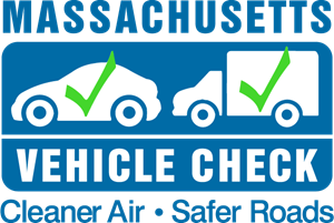 Mass vehicle Check Logo Vector
