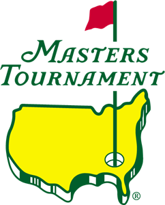 Masters Golf Tournament Logo Vector