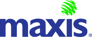 Maxis Communications Logo Vector