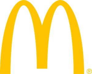 McDonald's Golden Arches Logo Vector