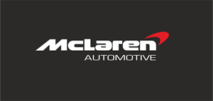 McLaren Automotive Logo Vector