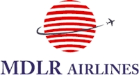MDLR Airlines Logo Vector