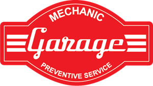 Mechanic Garage Logo Vector