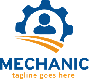 Mechanic Logo Vector