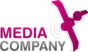Media Company Logo Vector